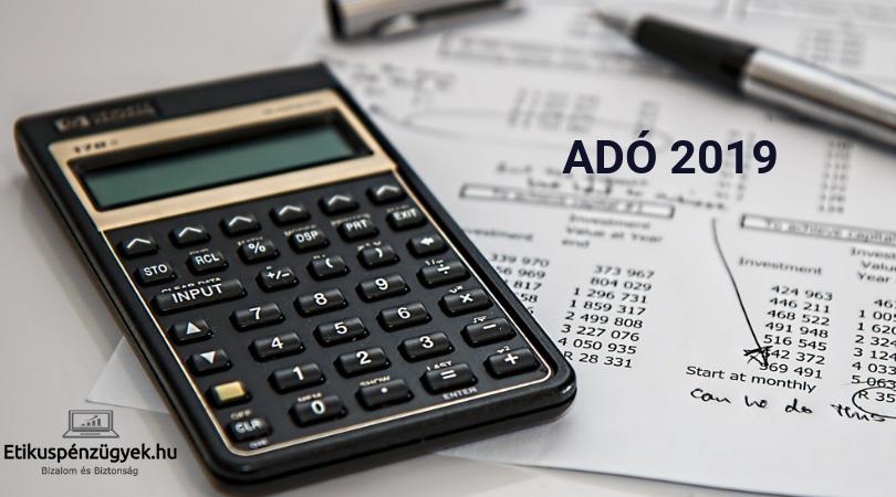 További könnyítések az adózásban 2019-ben