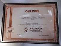 Cziráki Móni legeredményesebb pénzügyi közvetítő UFS