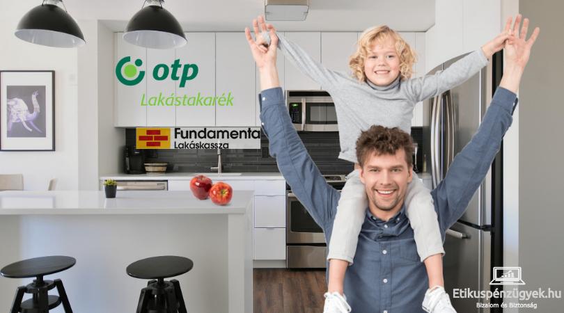 Fundamenta után itt az OTP lakáselőtakarékossági terméke is