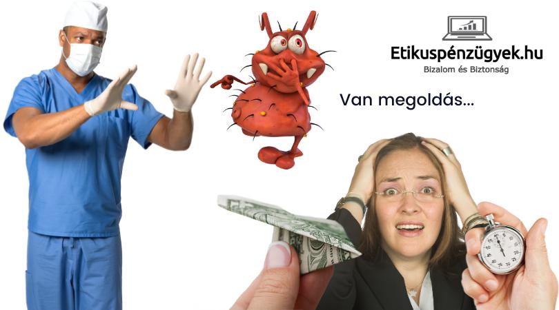Hogyan lehetsz még a koronavírus miatti válságban is anyagi biztonságban?