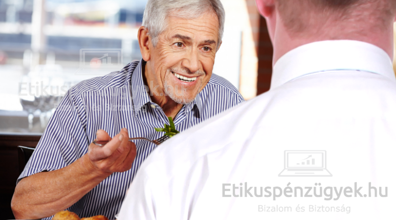 Ki fizeti a jövőbeli ebédedet? - változhatnak a nyugdíjcélú megtakarítások