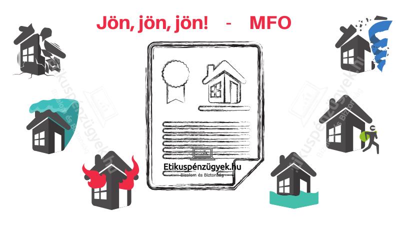 A lakáshiteled után az otthonbiztosításod is lehet hamarosan Minősített Fogyasztóbarát