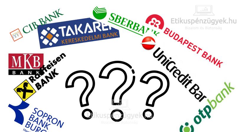 Nehéz kiválasztani a legjobb hitelt? - segítünk, összehasonlítottuk 1.rész