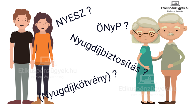 Nyugdíj vs öngondoskodás 2018 - megtakarítások Érted? 1.rész