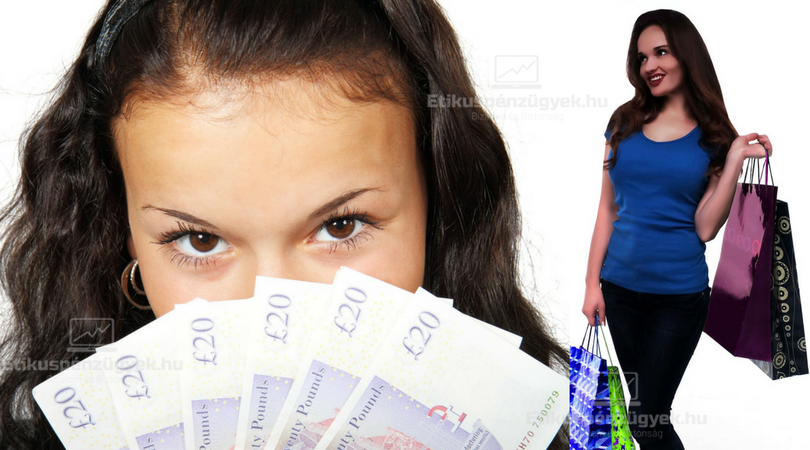 Azért van a pénz, hogy elköltsük? - a fiatalok és a pénzügyi kultúra